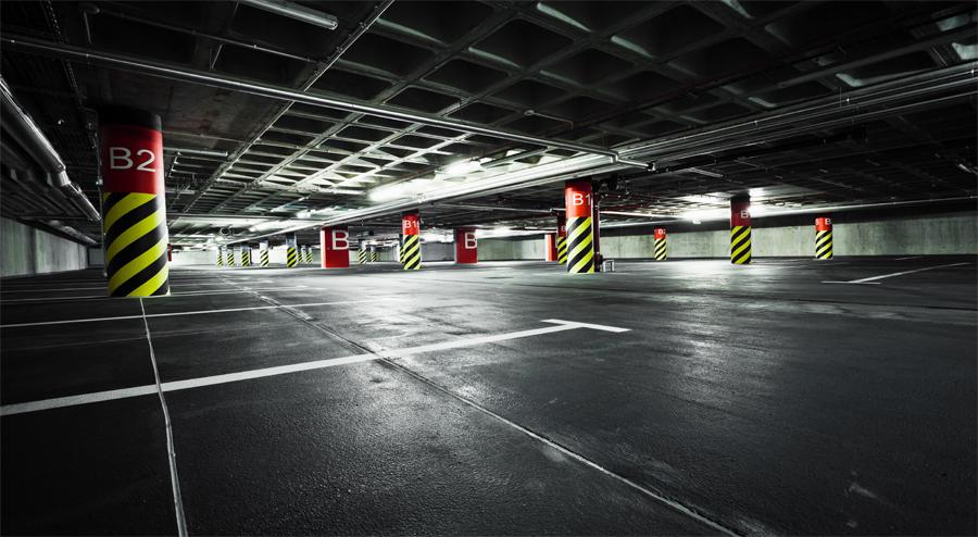 长春市伟峰·东域A区B地块地下停车场