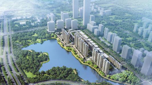 长春市壹湖国际地下停车场