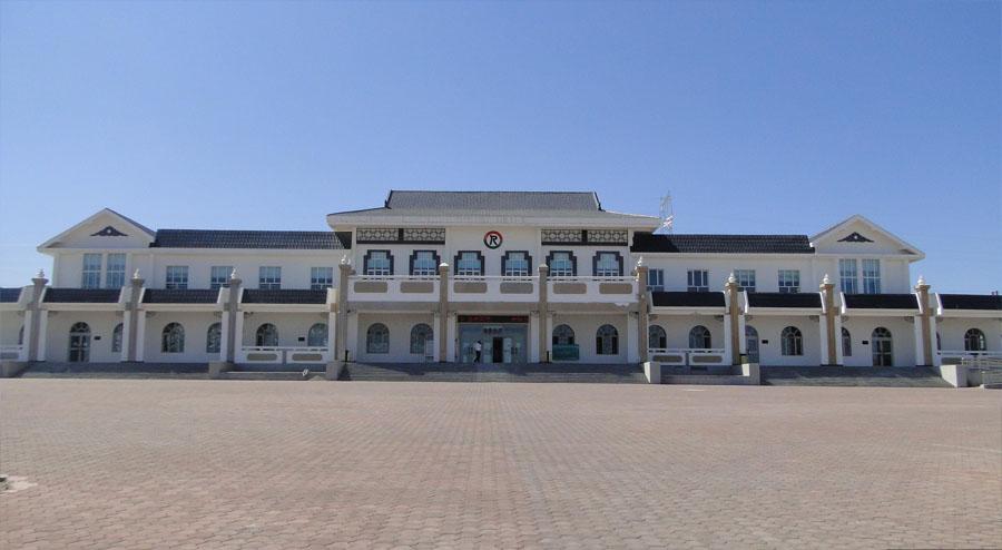 柳河县殡仪馆